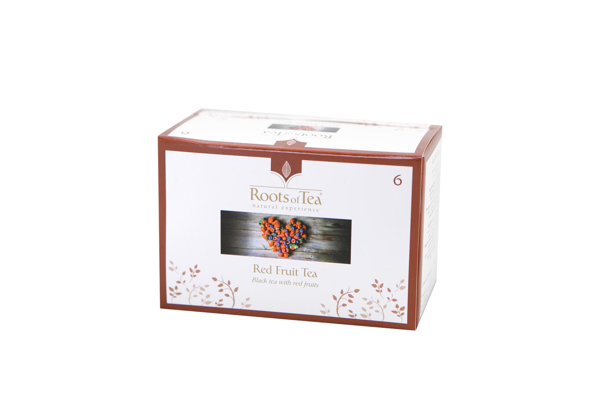 Red Fruit Tea