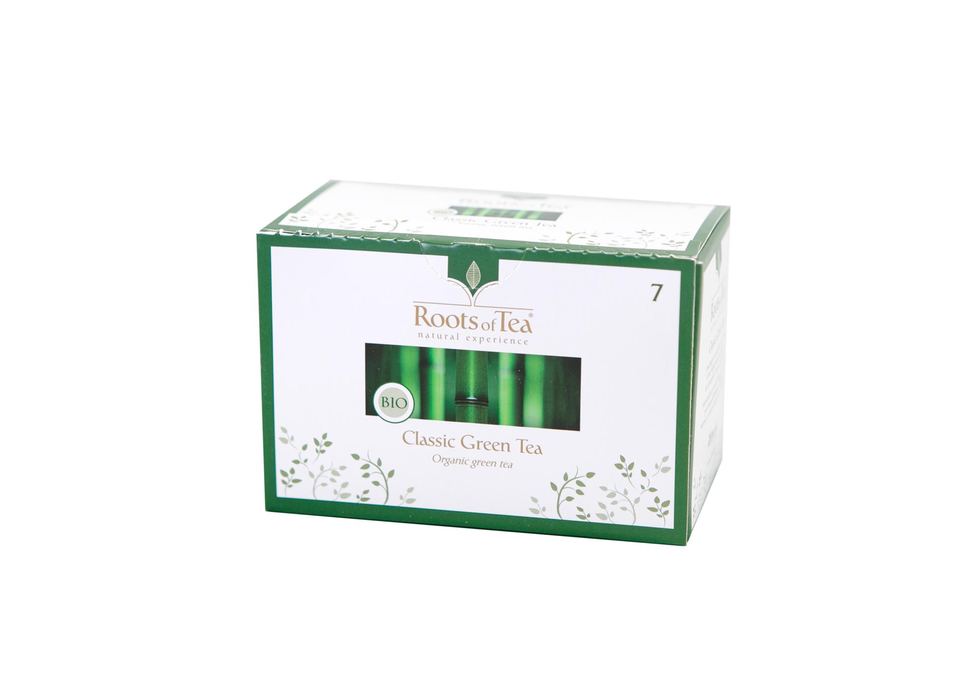 Classic Green Tea BIO