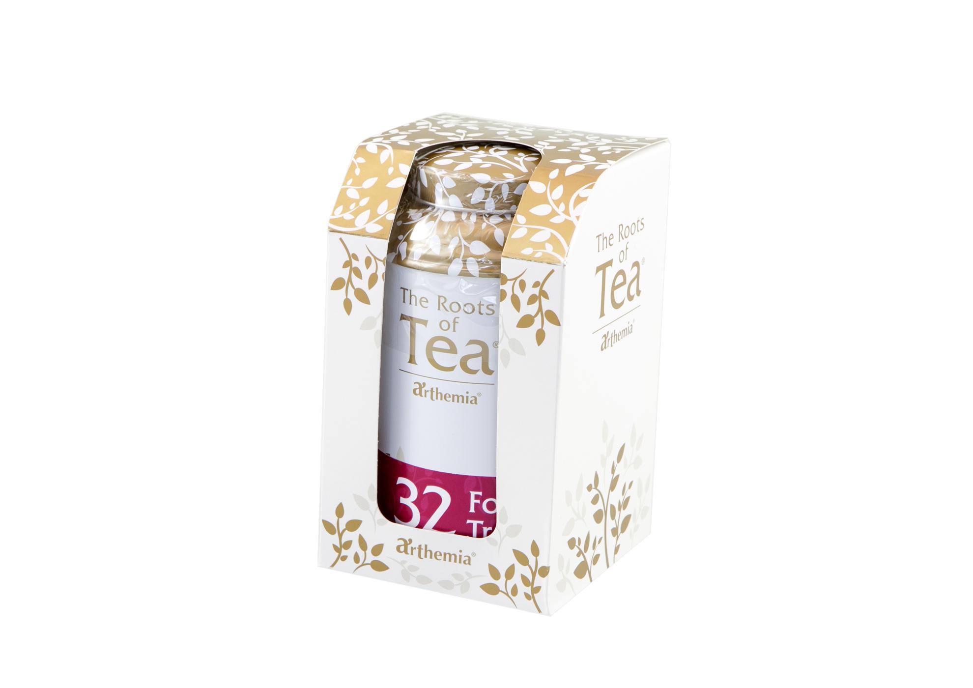 Tea Leaves Forest Treasure