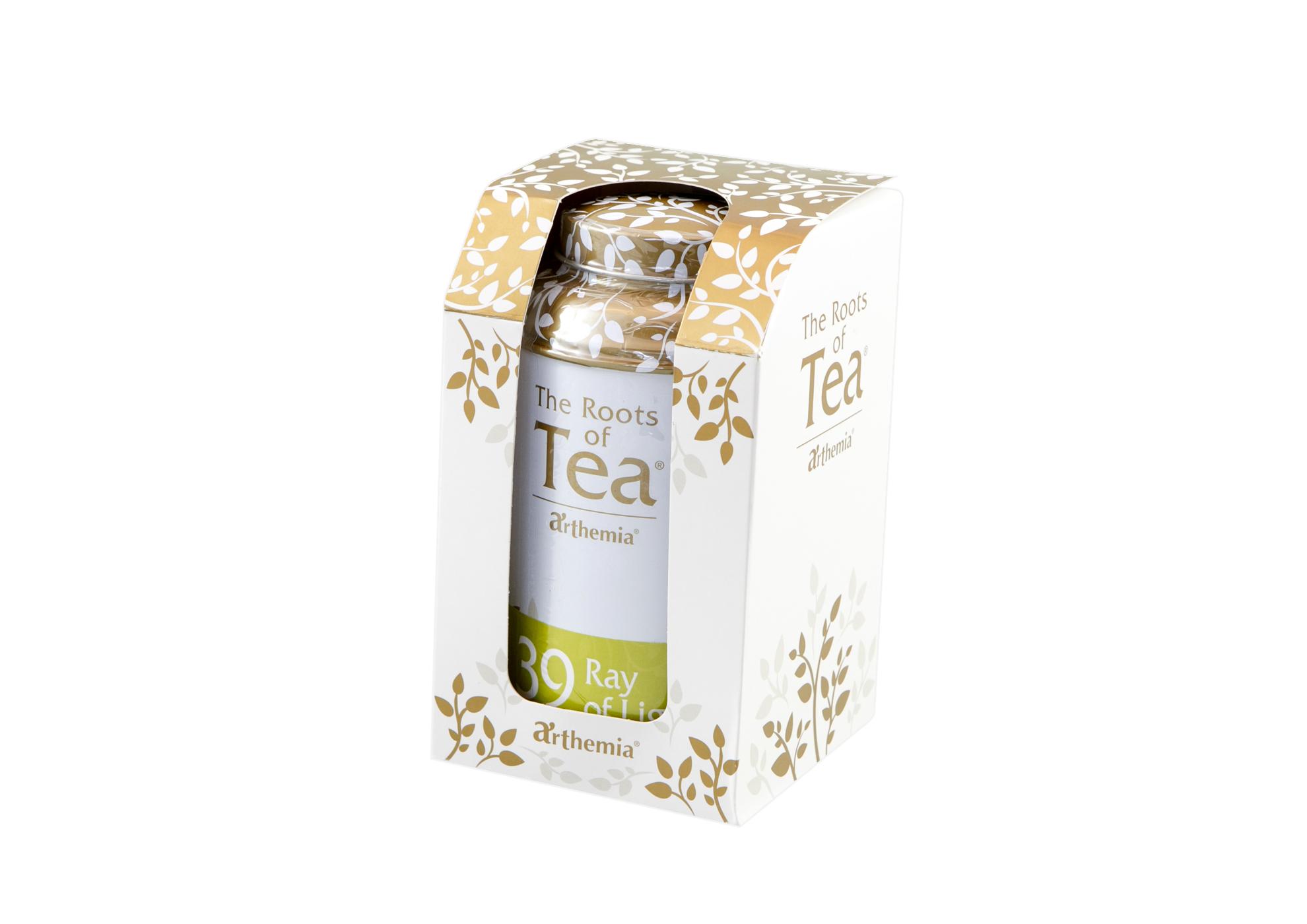 Tea Leaves Ray Of Light