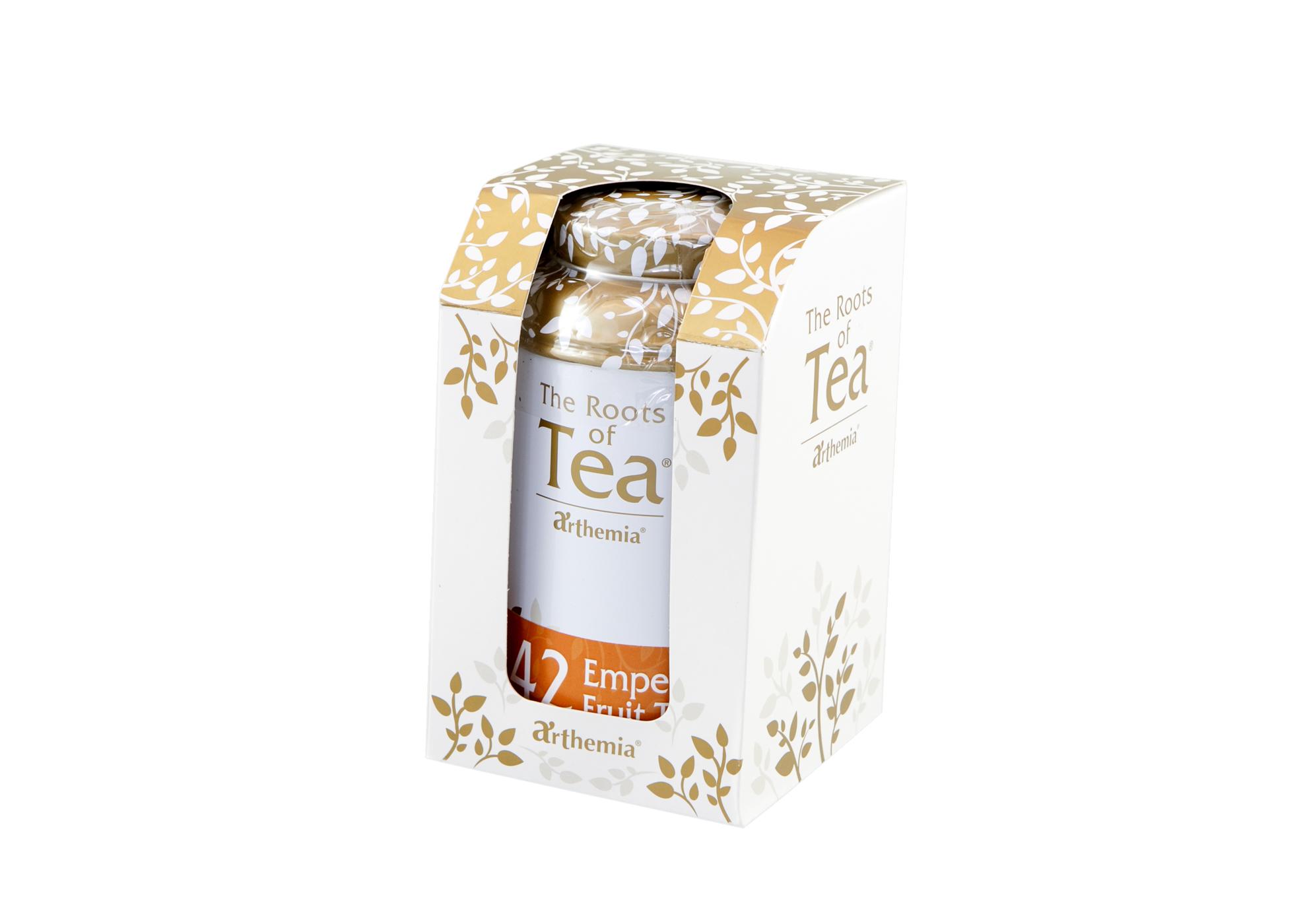 Tea Leaves Emperor Fruit Tea