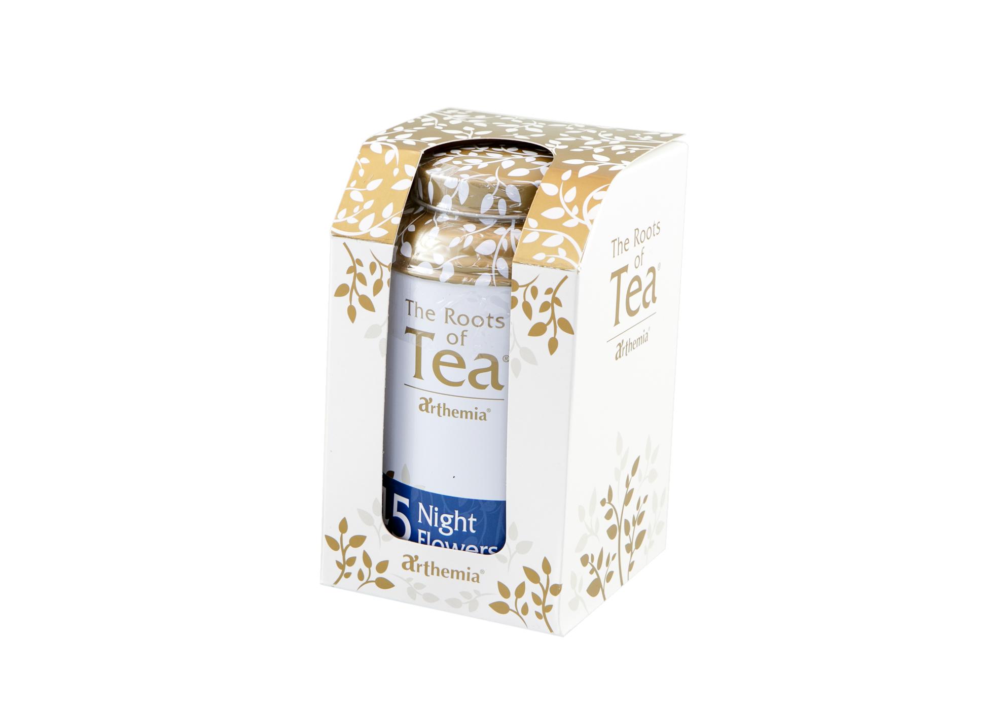 Tea Leaves Night Flowers