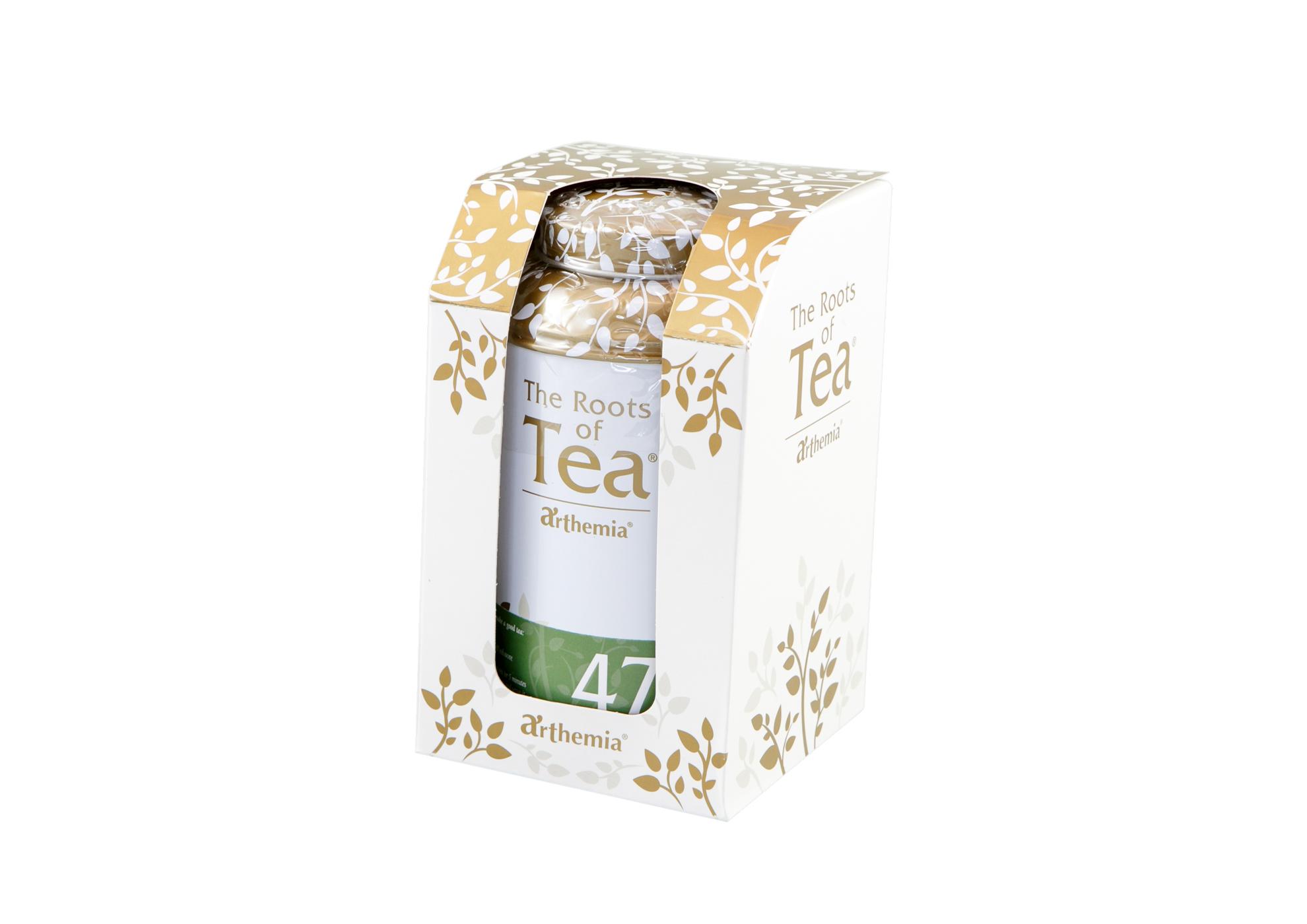 Tea Leaves Yerba Mate