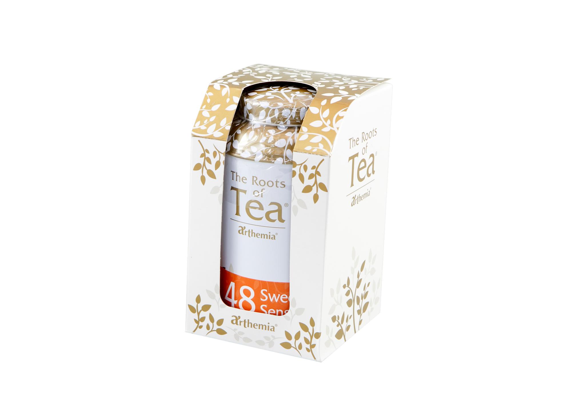 Tea Leaves Sweet Sensation